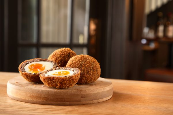 broad chare scotch egg