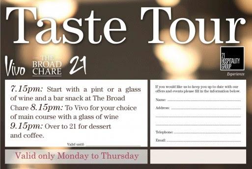 taste tour